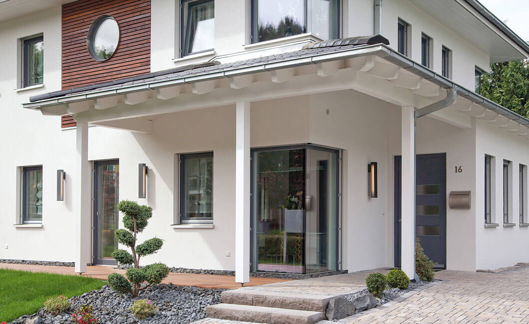 WOLF-Haus Edition Select 156 - Musterhaus Bad Vilbel
